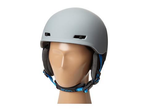 Anon - Rodan (Gray) Snow/Ski/Adventure Helmet