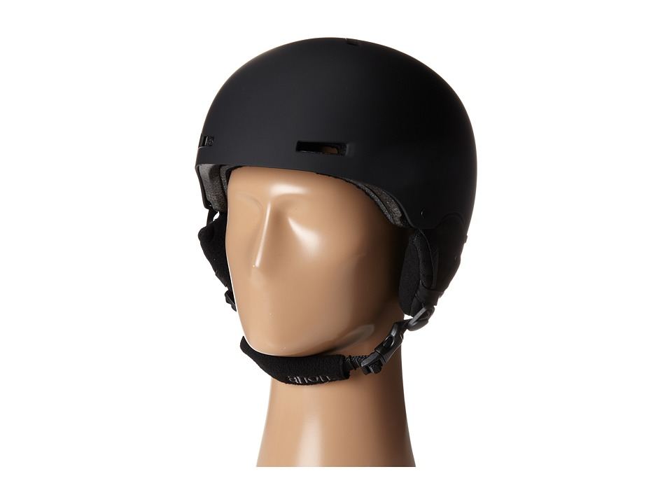 Anon - Raider Audio (Black 2) Snow/Ski/Adventure Helmet