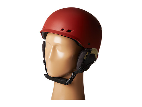 Anon - Talan (Red) Snow/Ski/Adventure Helmet