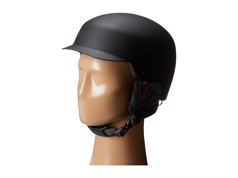 Anon - Blitz (Black/Red) Snow/Ski/Adventure Helmet