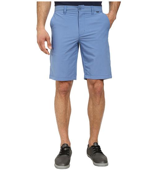 TravisMathew - Hefner Short (Brilliant Blue) Men's Shorts