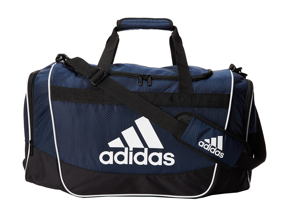 adidas - Defender II Duffel Medium (Collegiate Navy) Duffel Bags