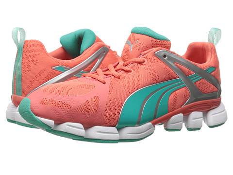 PUMA - Formlite S HY (Dubarry/Pool Green) Women's Shoes