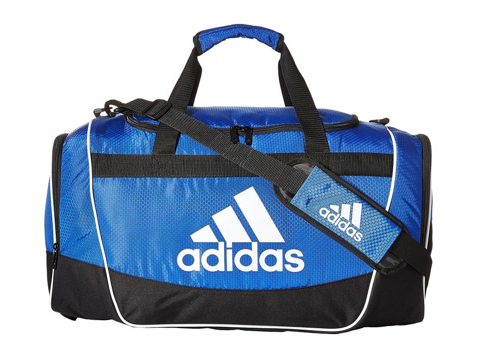 adidas - Defender II Duffel Medium (Bold Blue) Duffel Bags