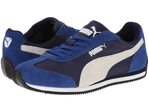PUMA - Rio Speed NL (Peacoat/Limoges) Women's Shoes