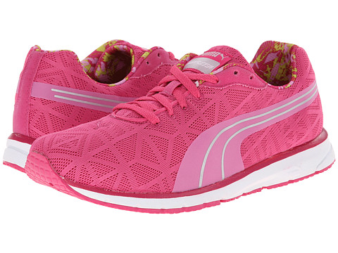 PUMA - Narita v2 (Fuchsia Purple/Puma Silver) Women's Running Shoes