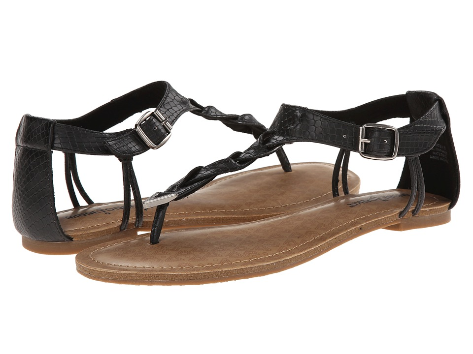 Minnetonka - Fiesta (Black) Women's Sandals