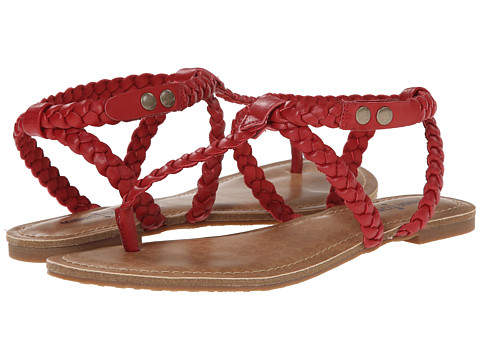 Minnetonka - Liberty (Red) Women's Sandals
