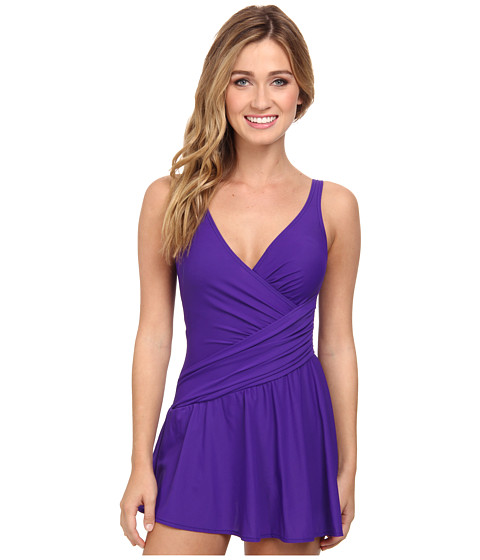 Miraclesuit - Must Haves Aurora Swimsuit (Ultraviolet) Women