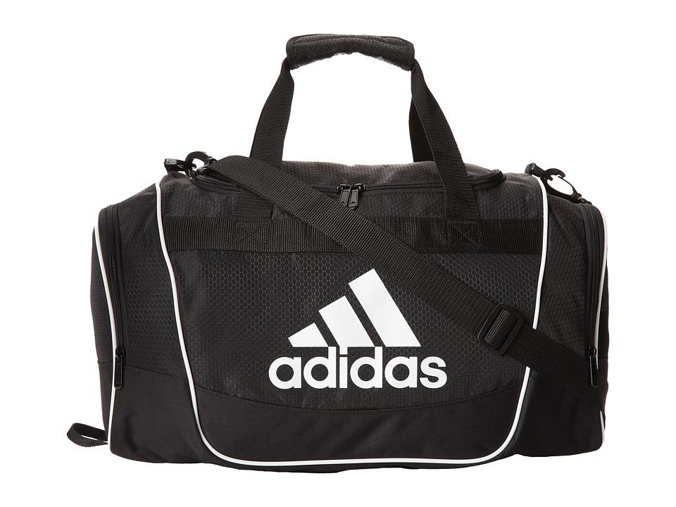 adidas - Defender II Duffel Small (Black) Duffel Bags