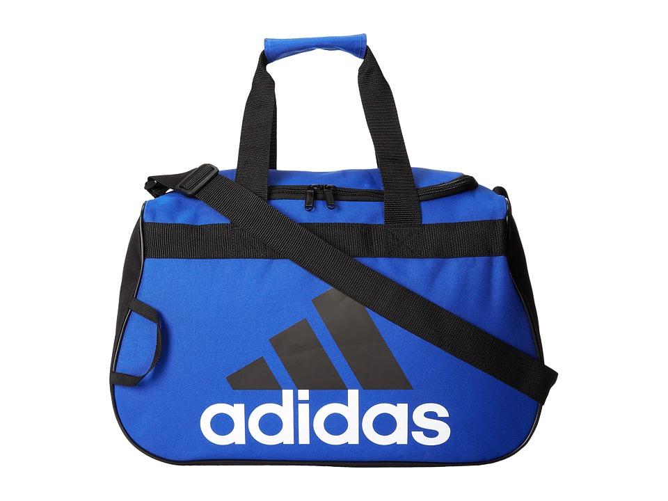 adidas - Diablo Small Duffel (Bold Blue/Black/White) Duffel Bags