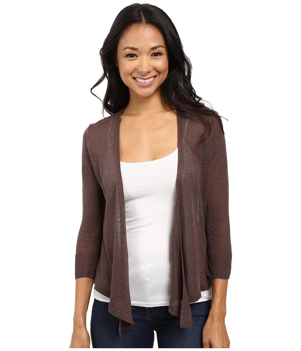 NIC+ZOE - 4-Way Cardy (River Rock) Women's Sweater