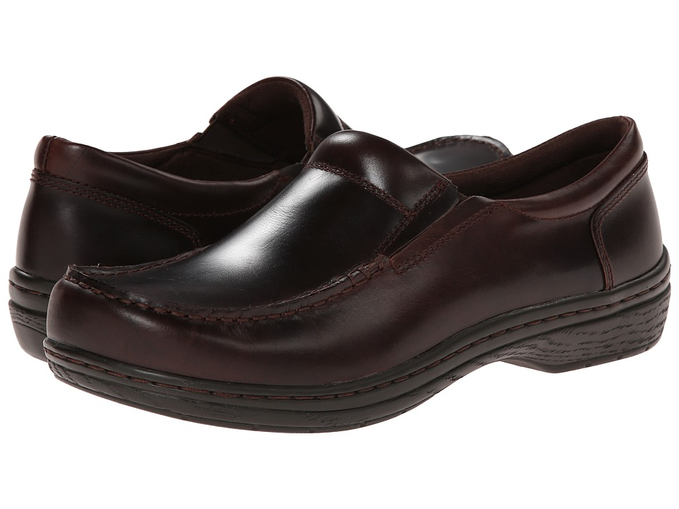 Klogs Footwear - Knight (Mahogany) Men's Slip on Shoes