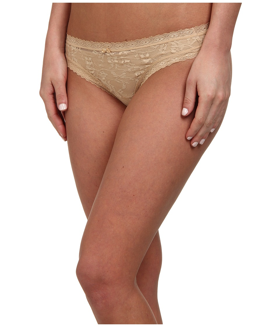 DKNY Intimates - Signature Lace Thong 576000 (Skinny Dip) Women's Underwear