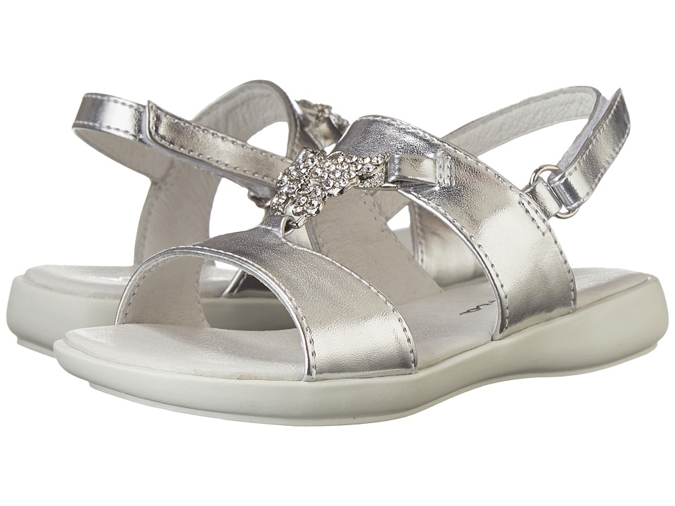 Nina Kids - Fantasia (Toddler/Little Kid) (Silver) Girls Shoes