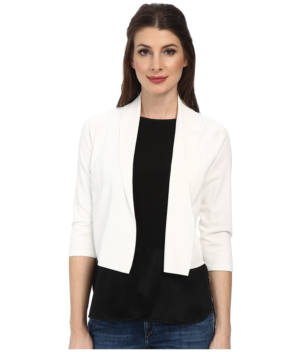 NIC+ZOE - City Slicker Cardy (Paper White 1) Women