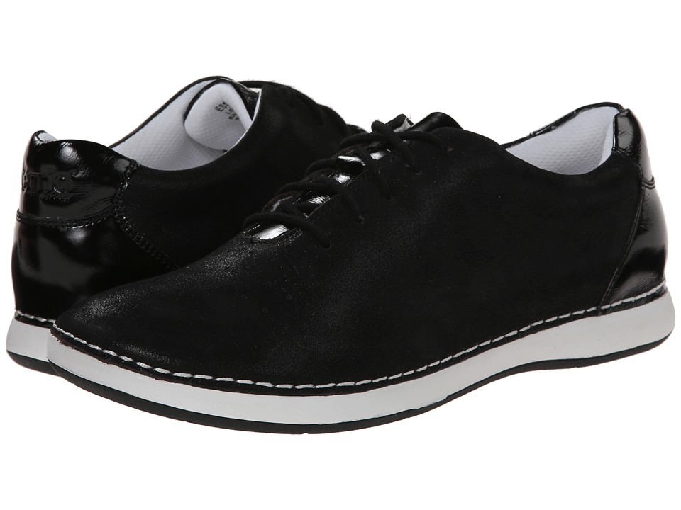 Alegria - Essence (Black Easy) Women's Lace up casual Shoes