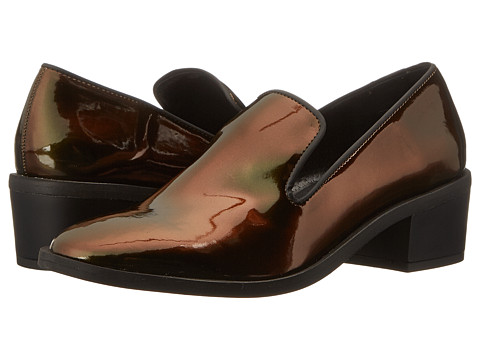 Miista - Trixie (Coffee) Women's Dress Flat Shoes