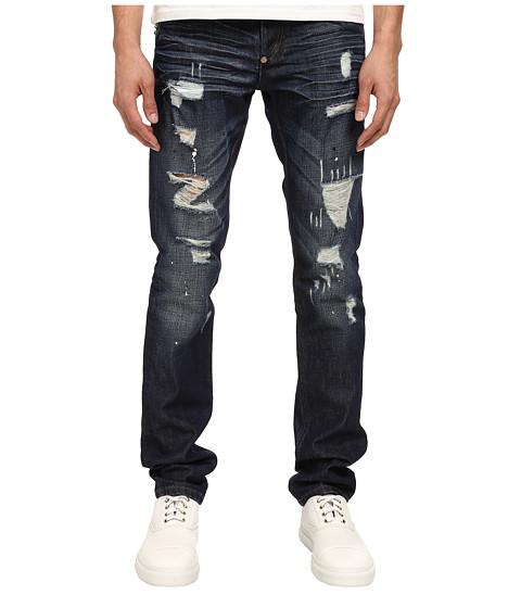 Philipp Plein - Bite Me Straight Cut Jeans (Azure Blue) Men