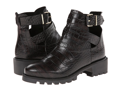 Miista - Ethel (Black) Women's Pull-on Boots