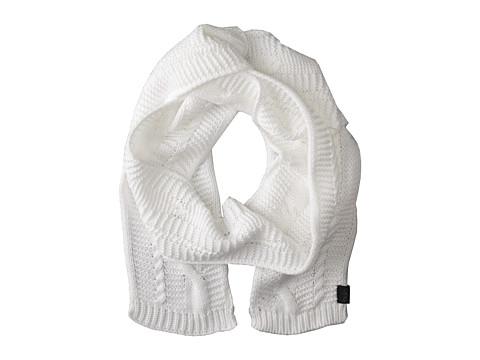 BULA - Lulu Scarf (White) Scarves