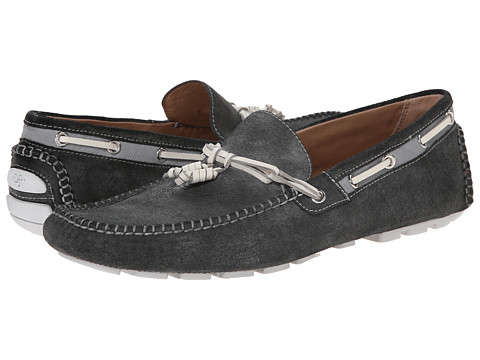 Donald J Pliner - Denton (Black) Men's Shoes