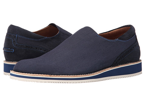 Donald J Pliner - Eton (Navy) Men's Shoes