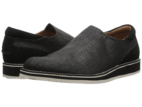 Donald J Pliner - Eton (Black) Men's Shoes