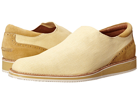 Donald J Pliner - Eton (Natural) Men's Shoes