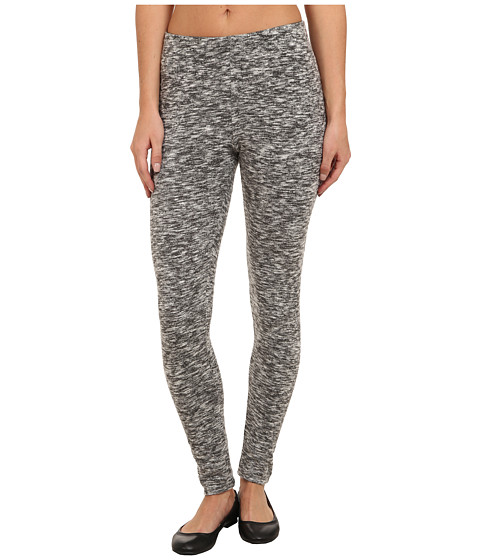 Nally & Millie - Brushed Sweater Legging (Grey 1) Women's Clothing