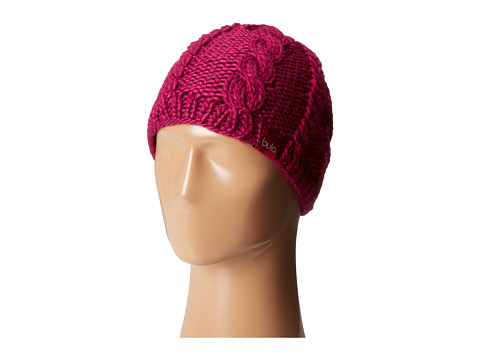 BULA - Aran Beanie (Claret) Beanies