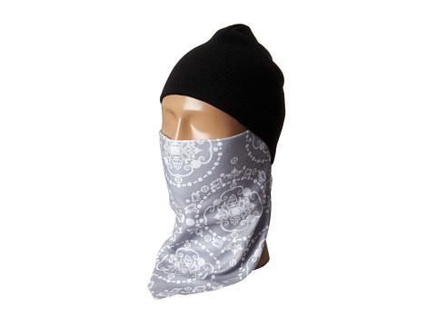 BULA - Tiki Printed Bandana (Grey Holland) Knit Hats
