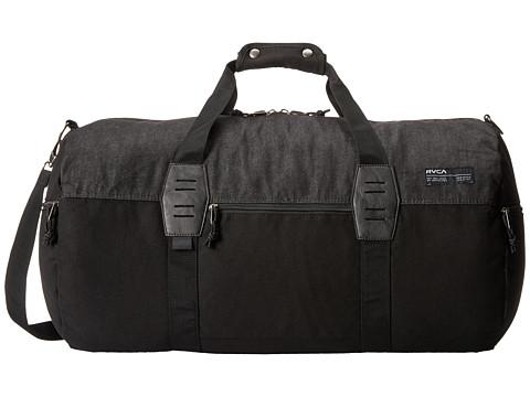 RVCA - Lampoons Duffel (Black) Duffel Bags