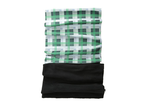 BULA - Fury Tube (Black Plaid) Scarves