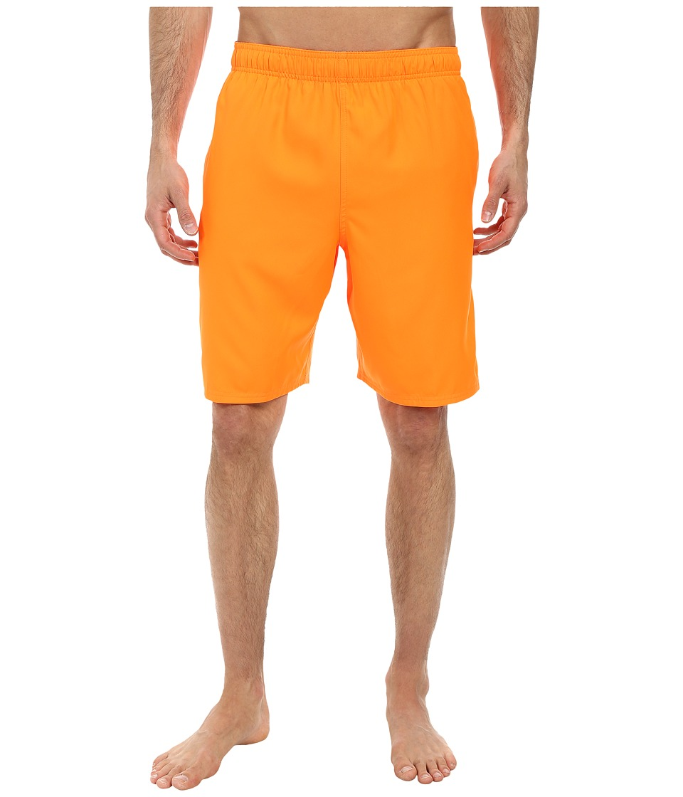 Nike - Core Pulse 9 Volley Short (Total Orange) Men's Swimwear