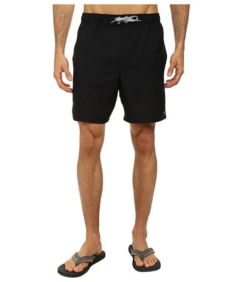 Nike - Core Envince 7 Volley Short (Black) Men's Swimwear