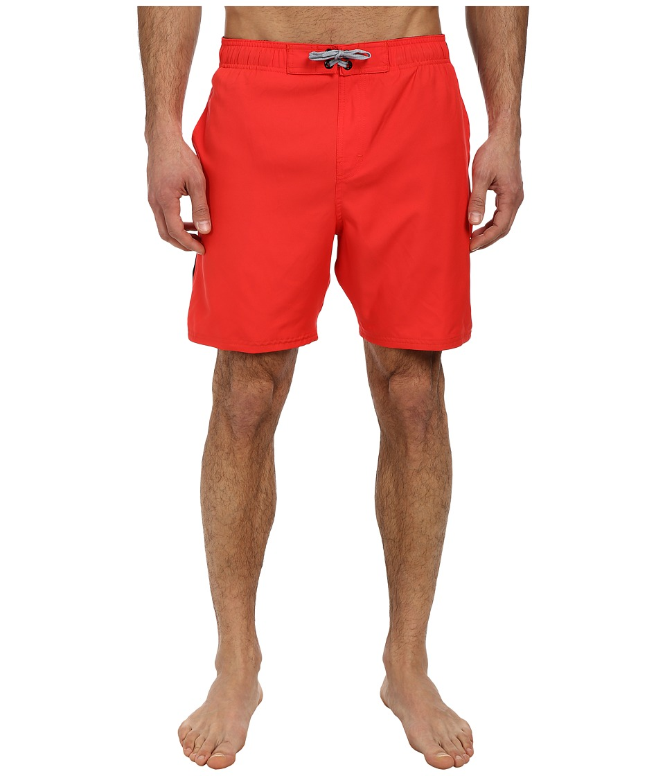 Nike - Core Envince 7 Volley Short (Daring Red) Men