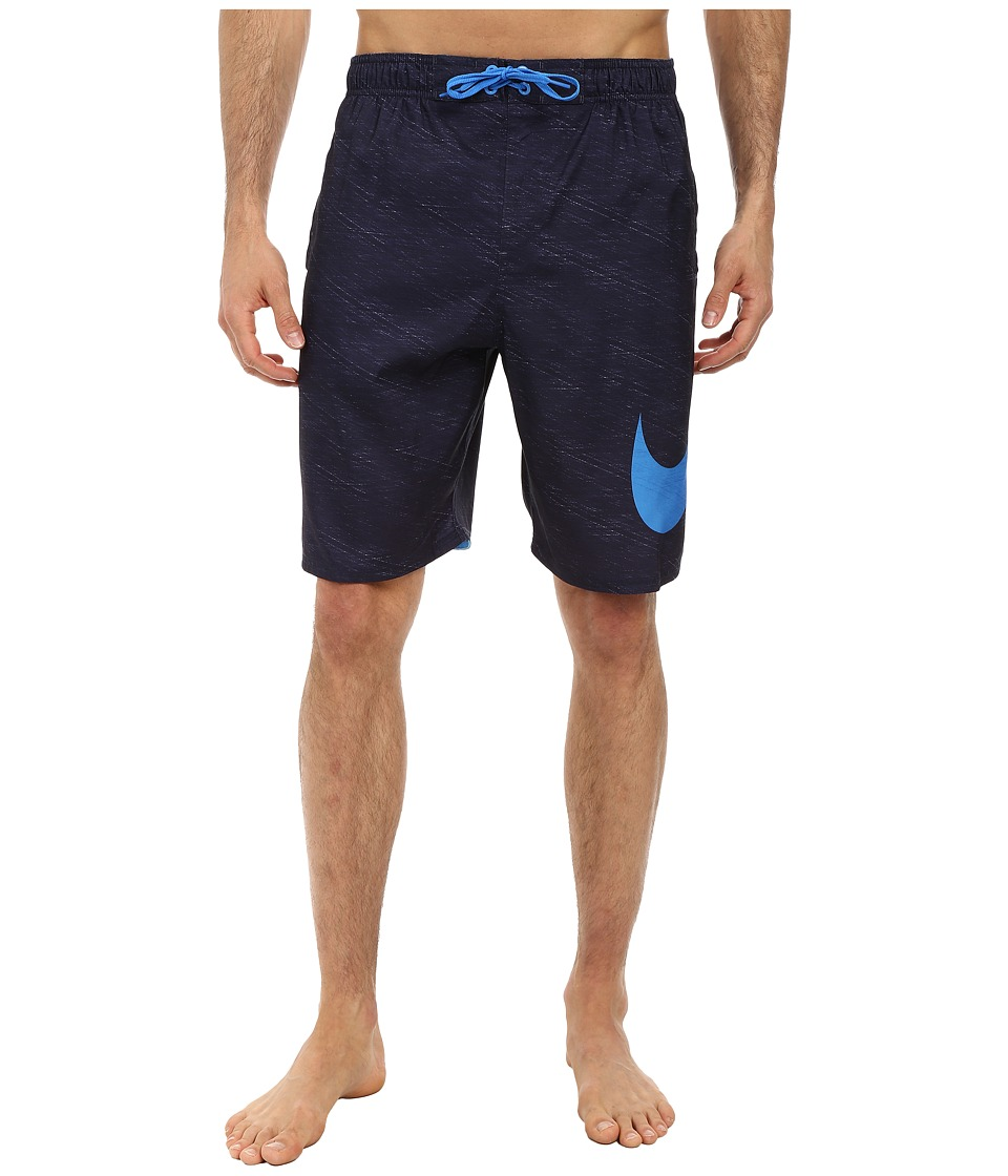 Nike - Hyper Flash 9 Volley Short (Obsidian) Men's Swimwear