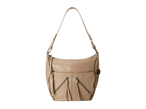 The Sak - Iris Large Hobo (Shitake Zipper) Hobo Handbags
