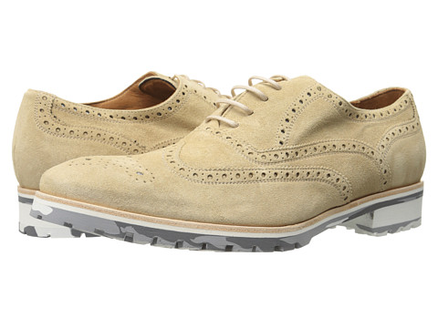 Donald J Pliner - Marty (Natural) Men's Shoes