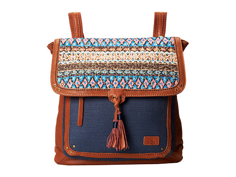 The Sak - Ventura Backpack (Blue Tribal) Backpack Bags