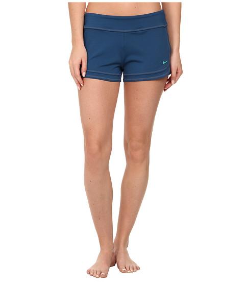 Nike - Cover-Ups Short (Blue Force) Women