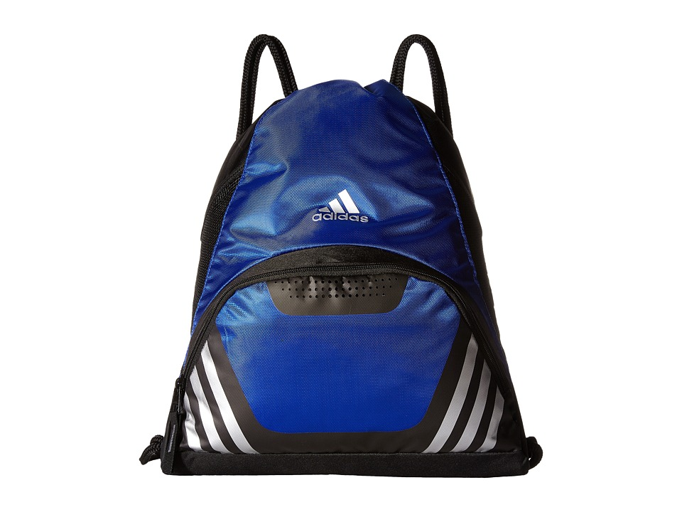 adidas - Team Speed II Sackpack (Bold Blue) Backpack Bags