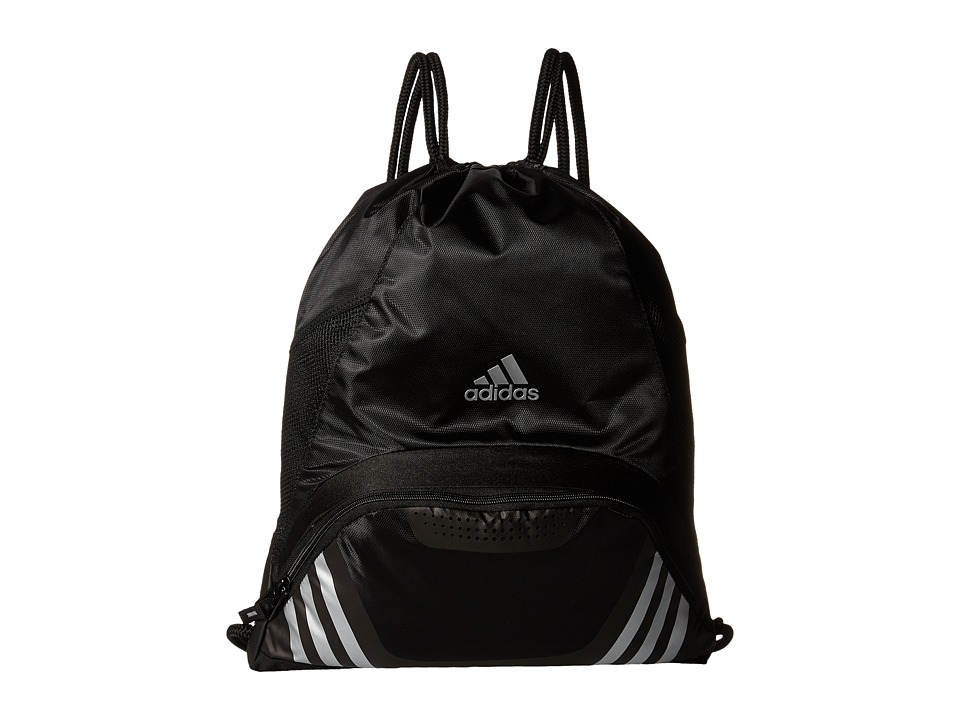 adidas - Team Speed II Sackpack (Black) Bags