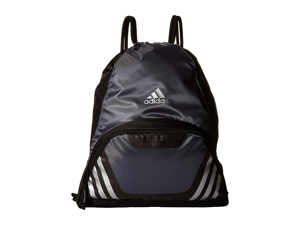 adidas - Team Speed II Sackpack (Onix) Backpack Bags