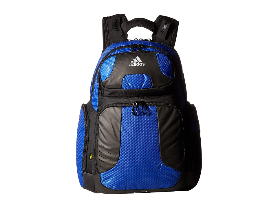 adidas - Climacool Strength Backpack (Bold Blue/Black) Backpack Bags