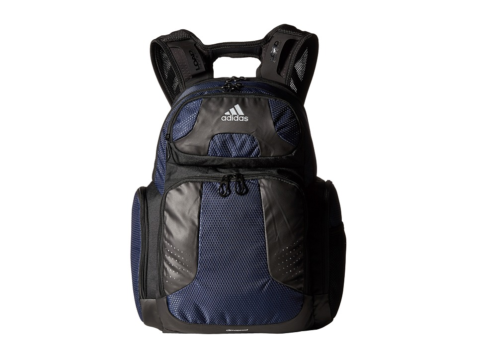 adidas - Climacool Strength Backpack (Collegiate Navy) Backpack Bags
