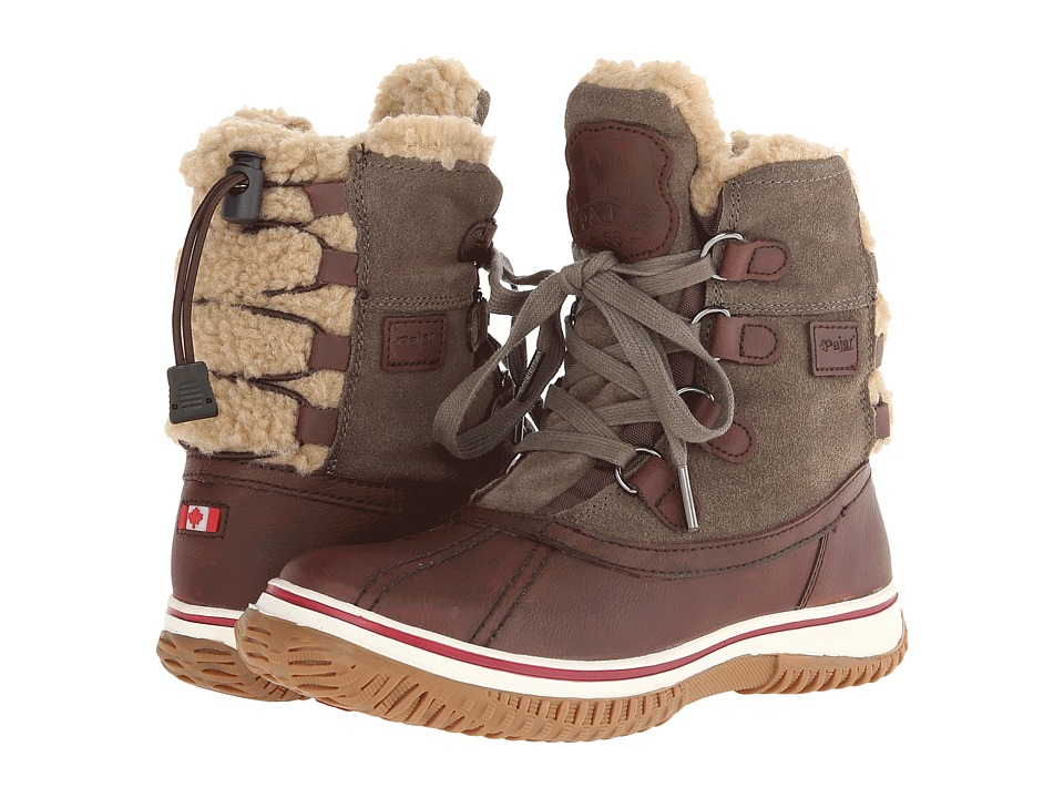 Pajar CANADA - Iceland (Brown/Taupe) Women's Boots