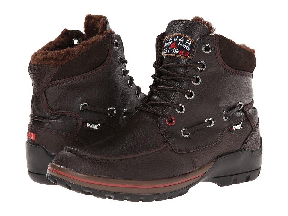 Pajar CANADA - Basel (Dk Brown) Men's Boots