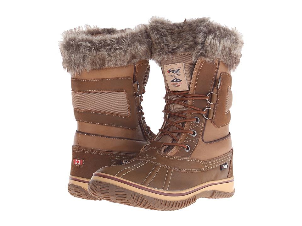 Pajar CANADA - Tuscan (Cognac) Men's Boots